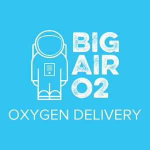 big air o2 oxygen delivery at your breck and call